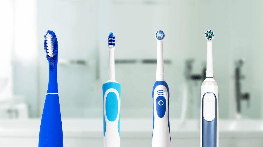 Bàn chải điện (máy đánh rằng) dần phổ biến với nhu cầu chăm sóc răng miệng